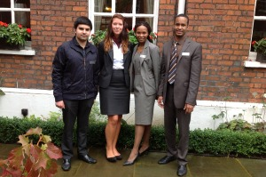The Hotel Team at Sir Christopher Wren Hotel, Windsor
